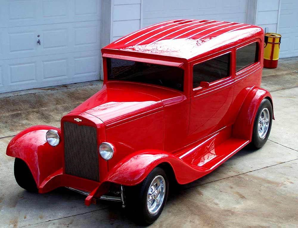 1929 Chevrolet Street Rod For Sale